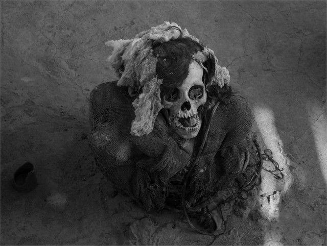necropolis de chauchilla peru nazca 2