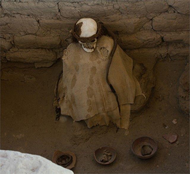 necropolis de chauchilla peru nazca 3