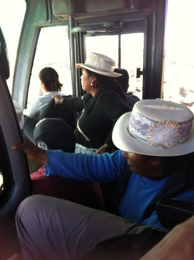 over booking autobus arequipa peru