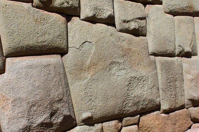 piedra de 7 picos cuzco peru