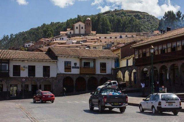 plaza de armas de cuzco peru 2