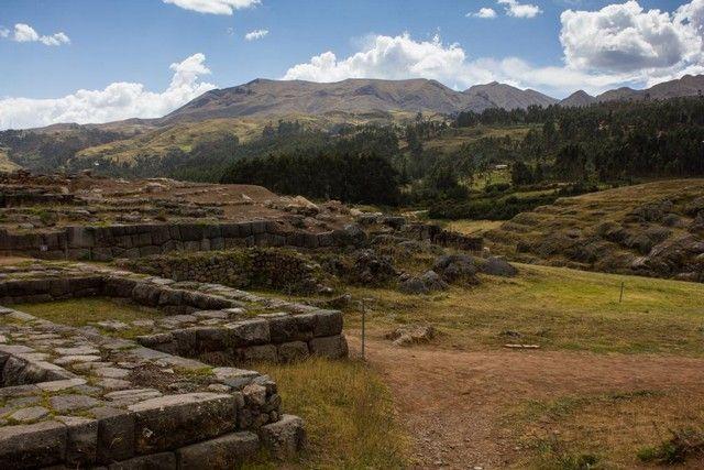 ruinas de Sacsaywamán cuzco peru 2