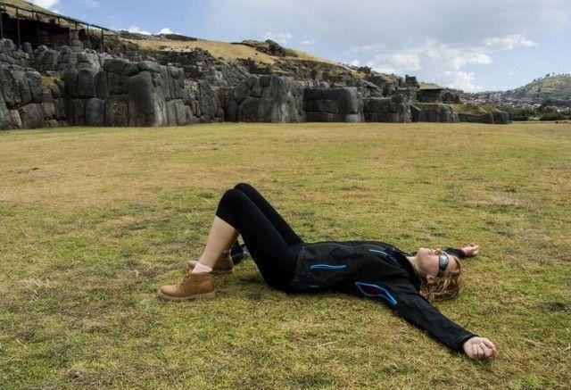 ruinas de Sacsaywamán cuzco peru