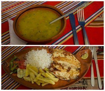 taquile lago titicaca peru
