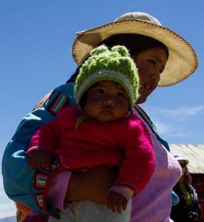 uros lago titicaca peru