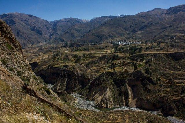 valle del colca peru 2