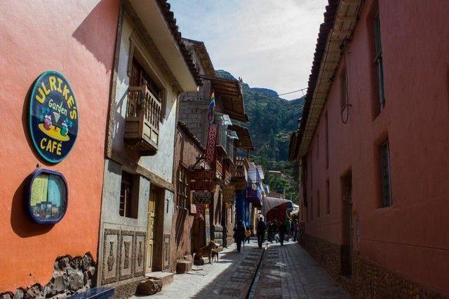 calles de pisac peru 2