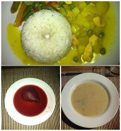 comida en yakari eco lodge reserva tambopata