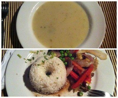 comida yakari eco lodge puerto maldonado peru