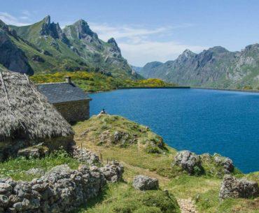 lago del valle somiedo asturias portada