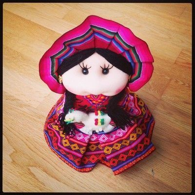 muñeca peruana