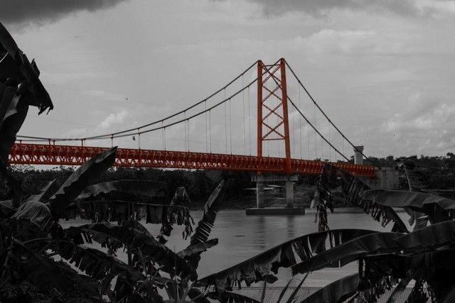 puente continental union Brasil y Peru