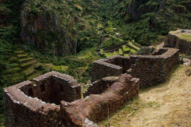 ruinas de pisac peru 2