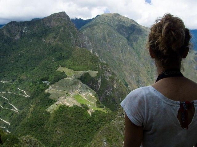 La magia de un lugar llamado Machu Picchu.