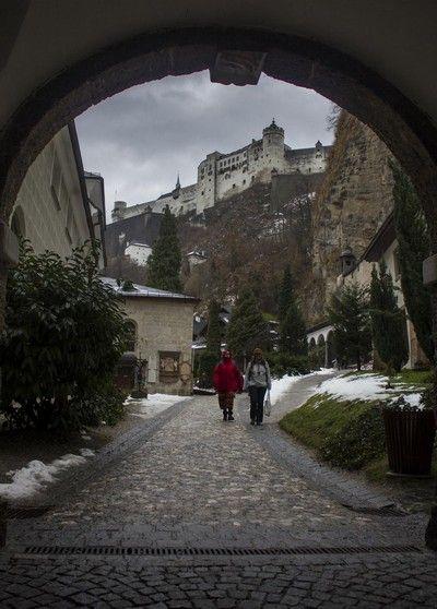 Abadia de San Pedro salzburgo 2
