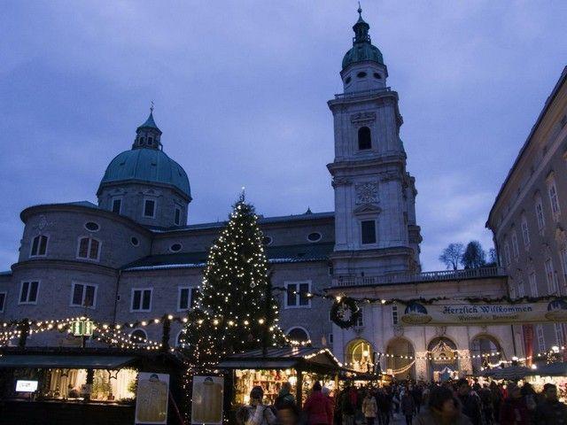 mercadillo navideño de salzburgo