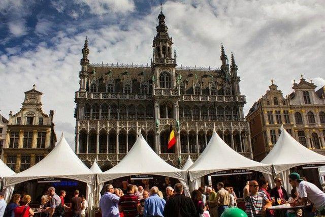 casa del rey bruselas belgica