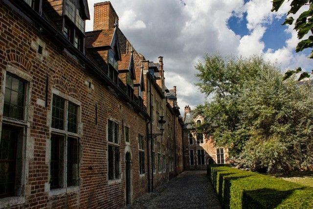 Groot Begijnhof lovaina belgica 2