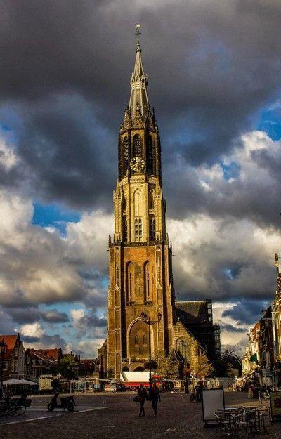 Niuvekerk delft holanda