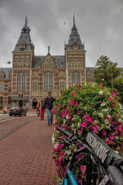 Rijksmuseum amsterdam holanda