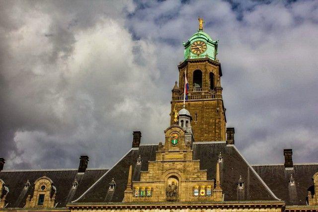 ayunamiento de Rotterdam