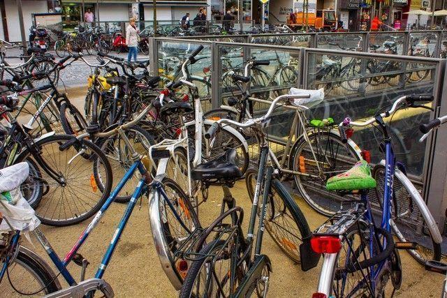 bicicletas amberes belgica