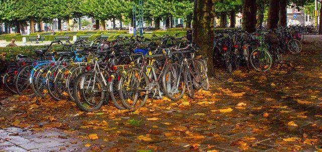 bicicletas gante belgica