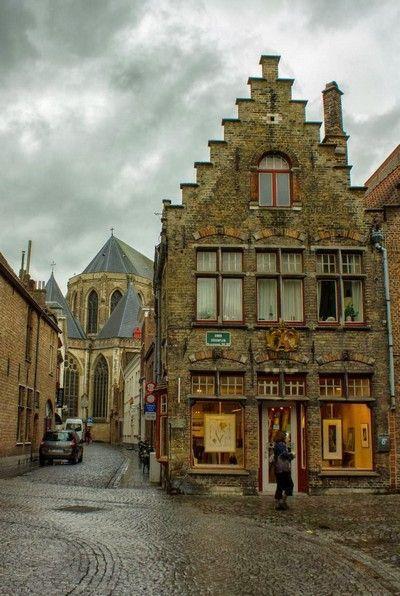 calles de brujas belgica