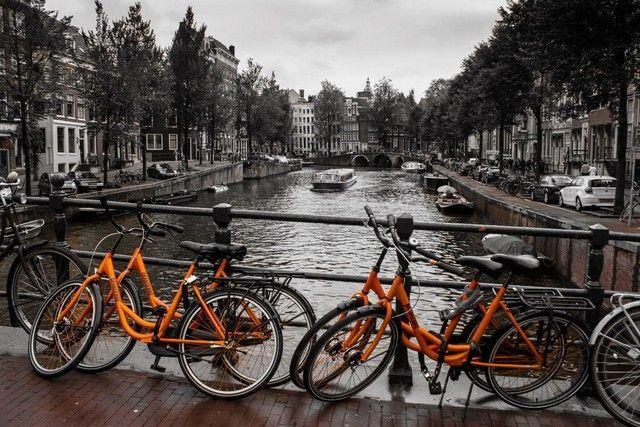 canal Herengracht amsterdam holanda