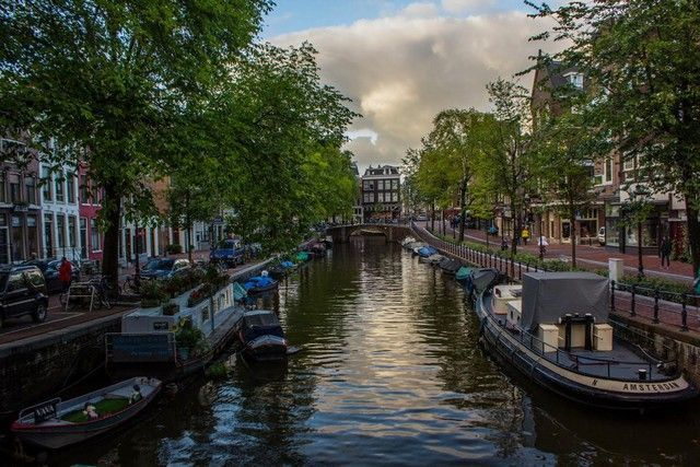 canales de amsterdam 7