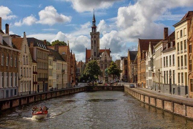 canales de brujas belgica