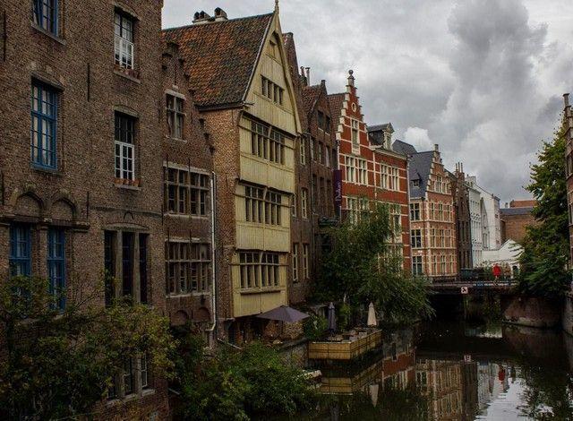 canales gante belgica
