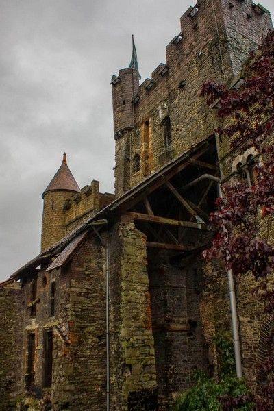 castillo de gante belgica