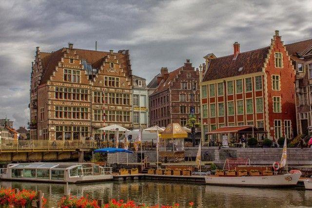 edificios rio gante belgica