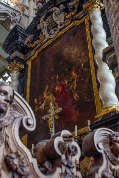 pinturas catedral san bavon gante belgica