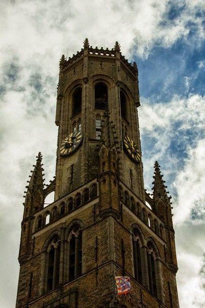 torre Belfort brujas belgica