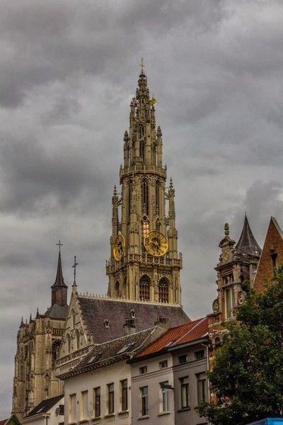 torre amberes belgica