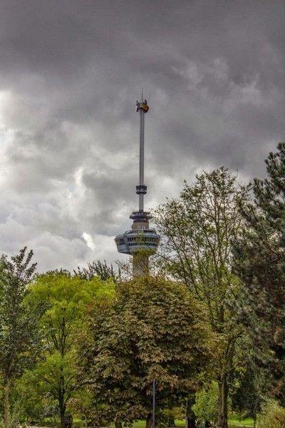 torre euromast rotterdam holanda