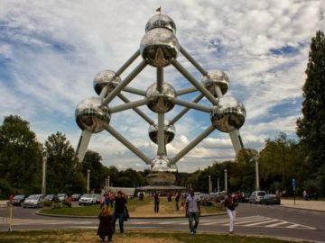 Transporte en Bélgica. (Actualizado 2019)