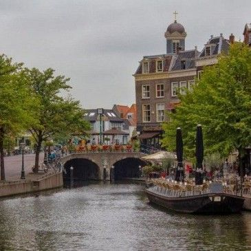Madurodam, La Haya y Leiden.