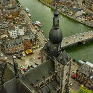Namur y Dinant
