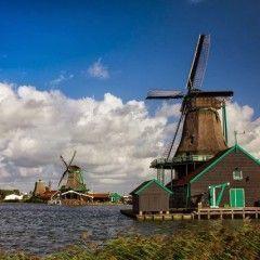 Zaanse Schans, Alkmaar y Haarlem