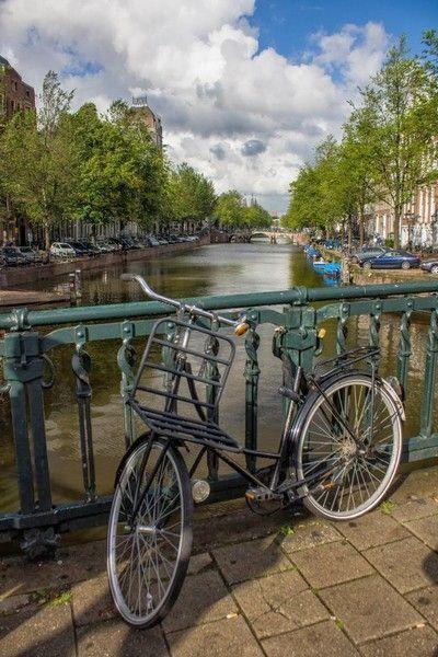 los canales Amsterdam