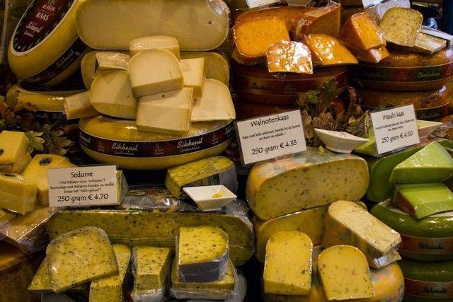 tienda de quesos en gouda