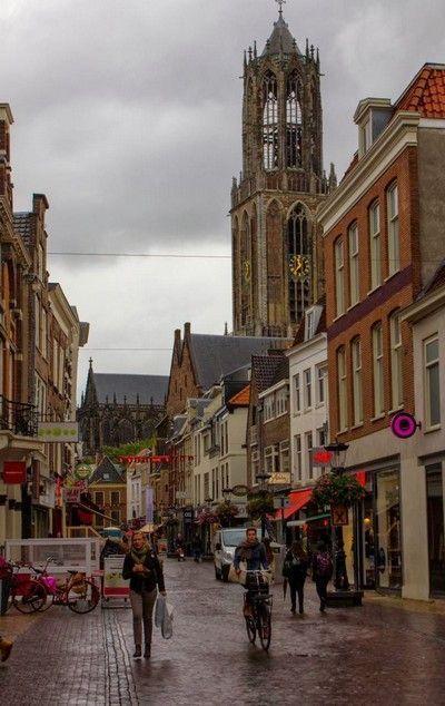 torre Dom Utrecht