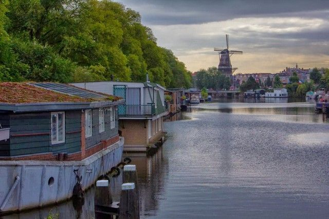 molino gooyer amsterdam