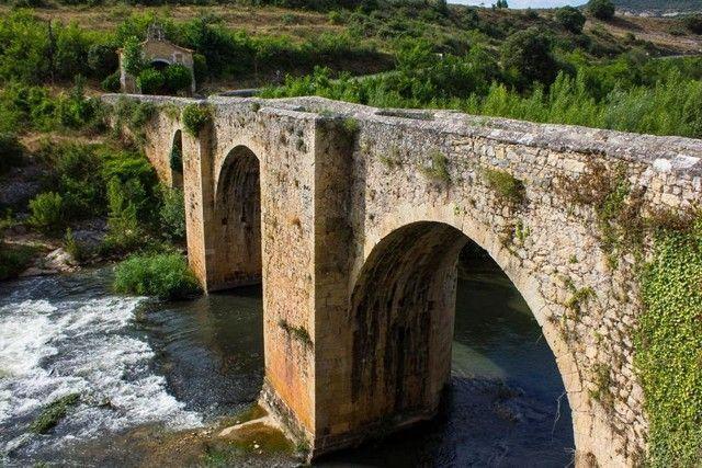 puente de pesquera del ebro burgos
