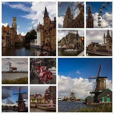 septiembre belgica y holanda