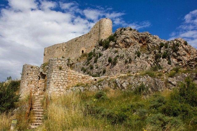 castillo de oña burgos