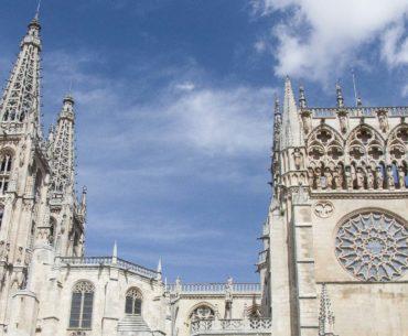 catedral de burgos portada